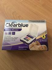 Clearblue monitor de pantalla táctil avanzada de la fertilidad