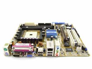 Asus K8S-MX Matx PC Sobremesa Ordenador Placa Base AMD Zócalo/Zócalo 754