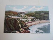 Vintage Postcard Greve De Leog, Jersey - Postally Unused