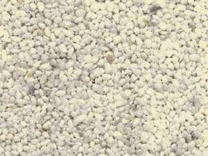 Steinteppich 2-2,5m² gerundeter echter Marmor Grundierung und Glanzanstrich