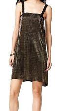 Rachel Roy Metallic Shift Dress - Size M - NWT