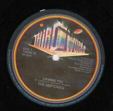 """ MOUNT ZION. "" the heptones. THIRD WORLD 12in 1978."