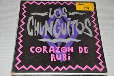 "Los Chunguitos - Corazon de Rubi - 90er 90s - 12"" Maxi Single Vinyl LP"