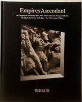 Empires Ascendant (History of the World) by Time Life Editors Hardback Book The