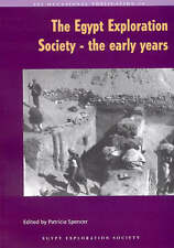 The Egypt Exploration Society, the Early Years (Occasional Publication Series,),