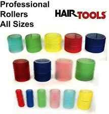 Professional Cling Rollers Hair Tools - Various Sizes