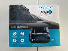 Escort Max 360 Radar Laser Detector - Gps
