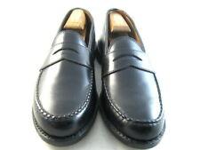 "New Allen Edmonds ""Patriot"" Loafers Shell Cordovan 11 B  Black  (930)"