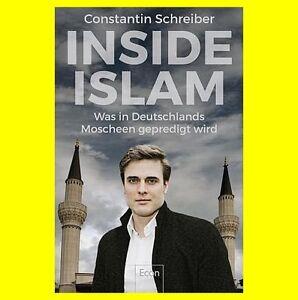 Inside Islam von  Constantin Schreiber | 9783430202183 - NEU