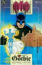 Batman: Legends of the Dark Knight # 8 (Klaus Janson) (gothique part 3) (états-unis, 1990)