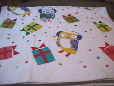 Owl Owls Gifts Dots Crochet Top Kitchen Towel