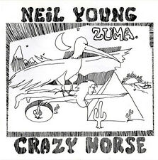 Neil Young - Zuma (LP Vinyl)  NEW