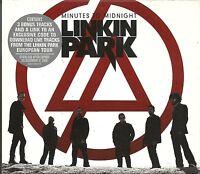 (CD) Linkin Park - Minutes To Midnight - Pappschuber, Multimedia, Bonus Tracks