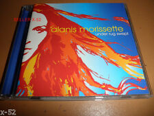 ALANIS MORISETTE cd UNDER RUG SWEPT Precious Illusions HANDS CLEAN utopia a man