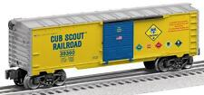 2012 lionel BSA 6-39360 Cub Scout Boxcar  new in the box free shipping