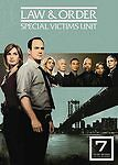 Law  Order: Special Victims Unit - The Seventh Year (DVD, 2008, 5-Disc Set)