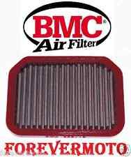BMC FILTRO ARIA SPORTIVO AIR FILTER PER SUZUKI BURGMAN 400 1999 2000 2001 2002