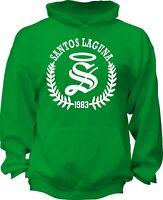 Santos Laguna Hooded Sweatshirt Hoodie Hoody Sudadera Mexico Liga MX Guerreros