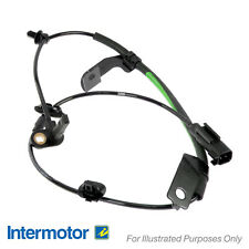 Fits Mercedes CLK A208 Genuine Intermotor Rear Left ABS Sensor