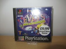 Evo's Space Adventure Sony Playstation 1 ps1 Nuevo Empaquetado Pal