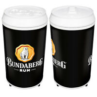 Bundaberg Rum - 40 Litre Can Shaped Fridge - Holds Up To 60 Cans - Bundy Rum