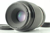 [MINT]  Canon New FD NFD 100mmf4 Macro Lens From JAPAN
