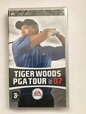 Tiger Woods PGA Tour 07 (Sony PSP)