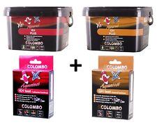 Colombo Set  GH plus 2,5 Liter und KH plus 2,5 Ltr. inkl. GH Test und KH Test