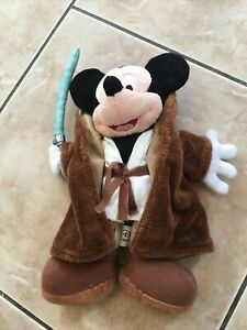 Mickey Mouse Star Wars Teddy