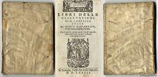Dolce, i quattro libri delle osservationi, Venezia, 1573