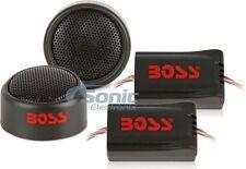"Boss Audio TW-15 200W 1"" Micro-Dome Swivel-Mount Car Stereo Tweeters"