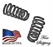 "1988-1999 Chevy GMC C2500 C3500 3"" Lowering Kit Front Coil Springs Leveling xzx"