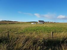 De-Crofted of the grid property in the highlands , 5 acres, PLEASE READ