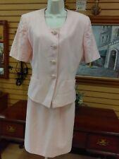 Womens Kasper ASL 2 Piece Size 12P 2 Piece Skirt Suit