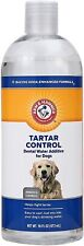 16oz Arm&Hammer Dental Water Additive for Dogs Oral Care,Advanced Tartar Control