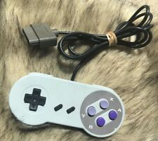 Super Nintendo SNES Controller Official Authentic OEM SNS-005 Excellent!