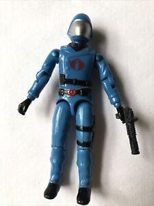 Vintage 1982 GI Joe Straight Arm Cobra Commander Complete ARAH SUPER CLEAN!!