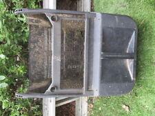 castelgarden 534 grass box