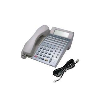 NEC DTU-32D-1A Digital Telephone in White - B Grade