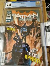 BATMAN #90 CGC 9.8 FIRST PRINT--COVER A--1ST FULL APP OF THE DESIGNER--2020