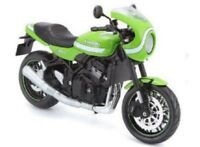 Collectible 1:12 MAISTO Green Kawasaki Z900RS  Motorcycle Bike Diecast Model