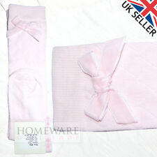 GIRLS LONG KNEE HIGH SPANISH SOCKS BOW DIAMOND PATTERN KIDS AGES 0Y to 8Y UK NEW