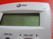Caller I.D. AT&T - Model 326