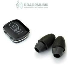 EAR-Q Acoustic Filter Earplug Gehörschutz Ohrstöpsel inkl. Transportdose