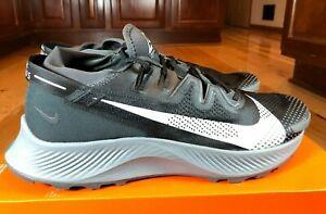 Nike Pegasus Trail 2 Black Spruce Aura CK4305 002 Men's Size 13