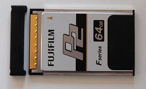 Fujifilm P2 Speicherkarte 64 GB Fseries