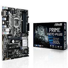 Asus Prime H270-Plus Intel PCIe 3.0 ATX DDR4 M.2 VGA D-SUB DVI HDMI Motherboard