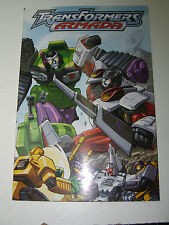 2002 TRANSFORMERS ARMADA BOOKLET INSERT PROMOTIONAL PROMO 2
