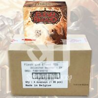 FLESH and BLOOD: MONARCH Booster Box Case UNLIMITED | FACTORY SEALED 6/04/21