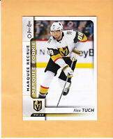 2017 18 O PEE CHEE ALEX TUCH MARQUEE ROOKIE #650 VEGAS GOLDEN KNIGHTS RC